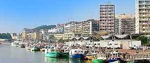 Boulogne sur Mer Port