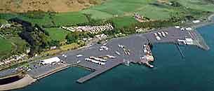 Cairnryan Port