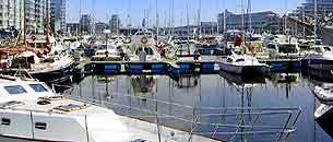 Ostend Port