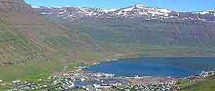 Seydisfjordur Port